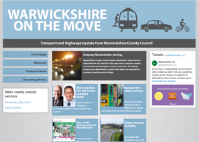 Warwickshire County Council On the Move